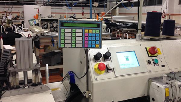 Controllo computerizzato della produzione